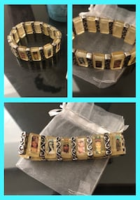 two gold-colored and silver-colored bracelets Torrance, 90504