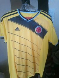 Colombia Soccer Jersey 2014