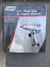 Air Impact Wrench (New)