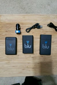 Blue Charging Devices 1 km