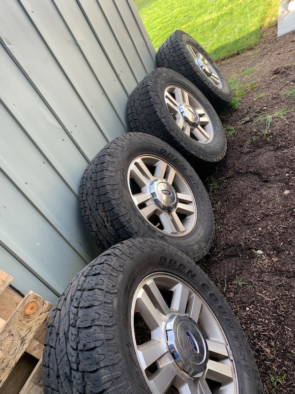 Used Tires Portland >> F150 Wheels And Tires