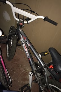 20 inch mongoose bike