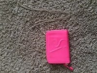 Victoria Secret wallet with chain