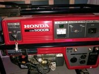Honda key start generator barely used Norfolk, 23502