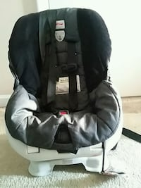 baby's black and gray car seat carrier Frederick, 21701