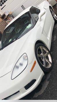 2008 Chevrolet Corvette Coupe Capitol Heights