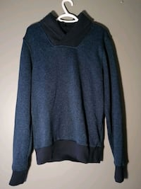 BLUENOTES pullover mock neck