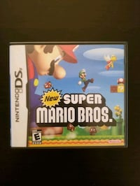 New Super Mario Bros for Nintendo DS  Vaughan, L4L