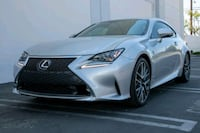 2015 Lexus RC 350 F Sport - Excellent Condition Pico Rivera