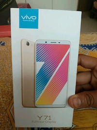Vivo y71 with bill box and all the other accessori Mumbai, 400008