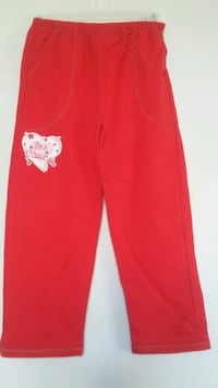 New girl's pants size 8