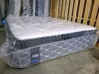 Brand New King luxury high end, mattress only  Sea Edmonton, T5P 1H7