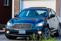 Infiniti - M - 2011 safety no accidents Mississauga, L5V