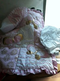 Baby girl bedding Zanesville, 43701