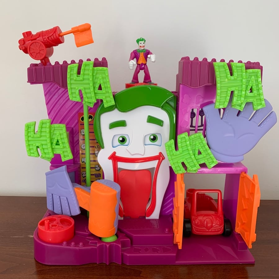 Fisher Price Joker's House Imaginext