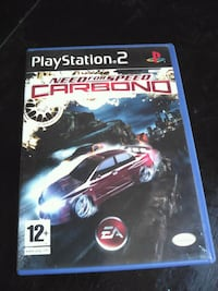 PS2 Need for Speed Carbono 6516 km