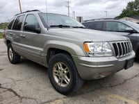 2000 Jeep Grand Cherokee 4dr Limited 4WD Fort Madison