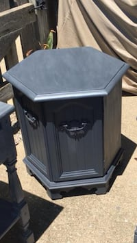 black and gray wooden cabinet Lafayette, 47905