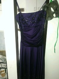 Size small purple dress  London, N5W 2Y2