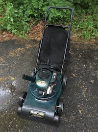 Craftsman mulcher chipper leaf vacuum blower lawn walk behind machine Cranston, 02920