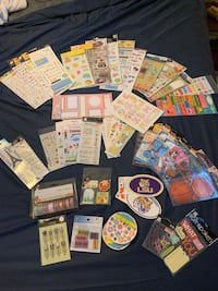 Scrapbooking lot  Benton, 71006