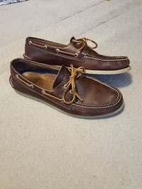 Sperry Topsider Boat Shoes Sz. 11 Silver Spring, 20910