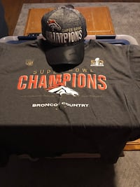 Denver Broncos Super Bowl Championship Gear  550 km