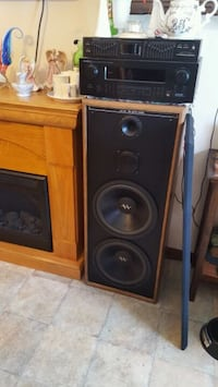 Stereo system, INSIGNIA, REALISTIC, MTX