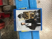 James Bond Casino Royale Blu-Ray Markham