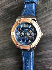 Guess Watch - Denim