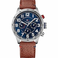 Tommy Hilfiger Mens Trent Multi Function Watch