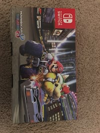 Brand new Nintendo Switch comes with Mariokart 8 Arlington, 22202