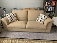 Couch, loveseat and pillows Las Vegas, 89166