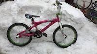 Bmx 20 in need some tune up but all is good it ride ok