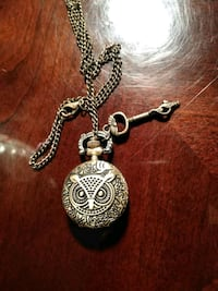 A owl watch necklace Lincoln, 68512