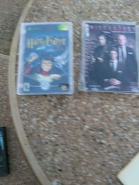 two assorted DVD movie cases Ocala, 34471