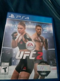 Ps4 game, UFC Pickens, 29671