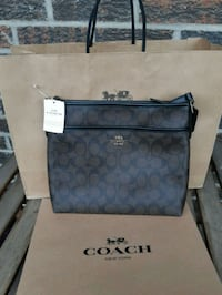 Coach sling bag dark brown Toronto, M2R 3K6