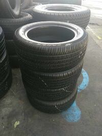4 Goodyear tires 205/55/16