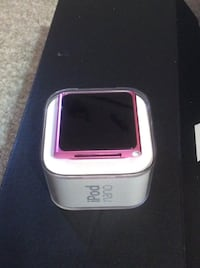 Black and Pink (Nano iPod) Sterling