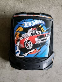Hot Wheels 100 car rolling storage case; with handle  - $20 OBO Ajax, L1T 4G1
