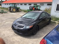 Honda - Civic - 2007 parts out Hamilton