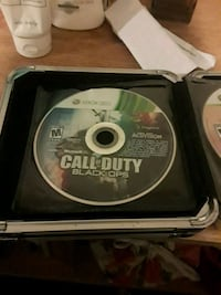 Xbox 360 Call of Duty Black Ops 2 game disc St. Louis, 63116