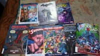Brand New Comic Books Lancaster, 43130