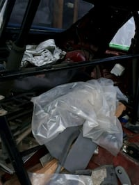 Bolt in roll cage for foxbody mustang  Niagara Falls