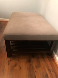 Large ottoman with storage bench, $110 OBO Decatur, 30030