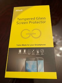 iPhone 6/6s plus glass screen protector Pickering, L1V