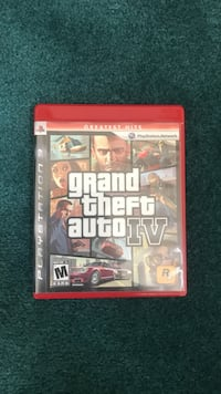 Grand Theft Auto 4 for PS3 West Pittston, 18643