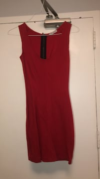 Sexy Red Dress Size  Small Chicago, 60657