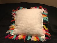 Multicolore tassel throw pillow Oakville, L6M 2T7